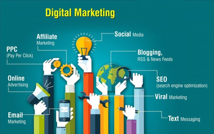 Digital Marketing Tasks