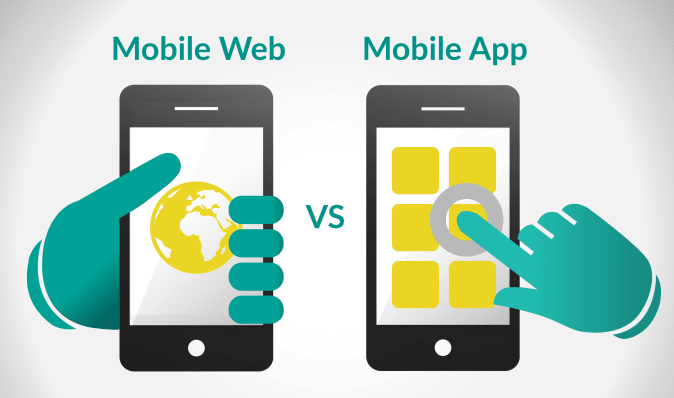 6 Big Differences between the Mobile App and Web App Development