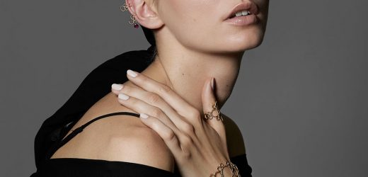 Use These Bold Jewelry to Change the Expression of Your Outfit