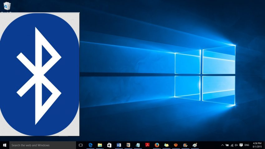 activate Bluetooth in Windows