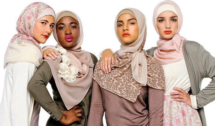 What do you mean by Hijabs?
