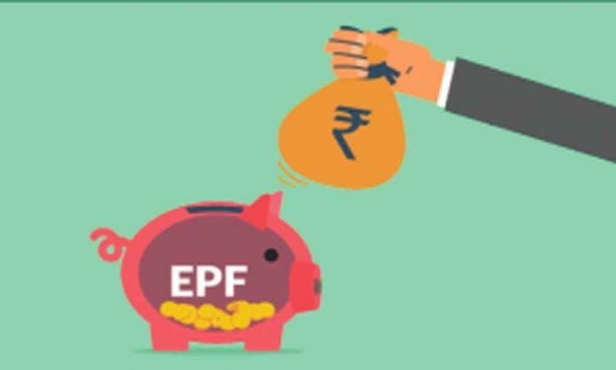alculate EPF in 2019