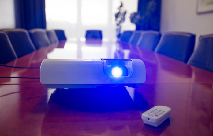 How does using Projector Makes the Event Outstanding?