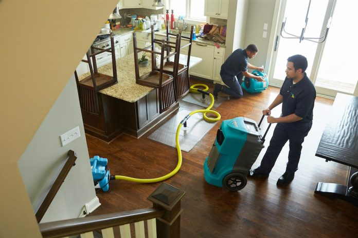 Restore Water Damage