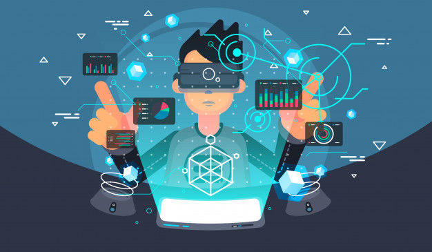 What benefits do Augmented and Virtual Reality have in business?