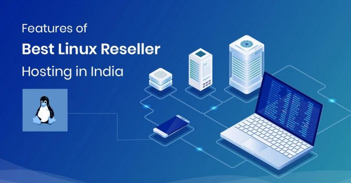 Linux Reseller Hosting in India