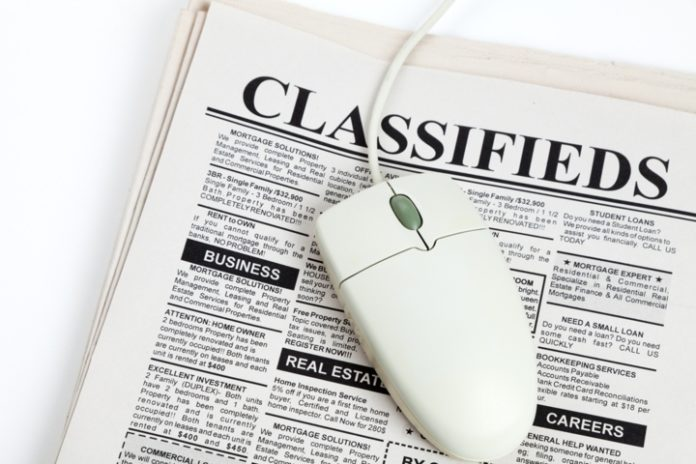 Online Classified Business